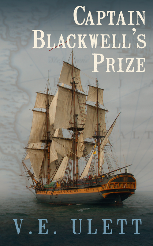 Captain Blackwell's Prize by V.E. Ulett